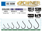 OWNER 5111 CUT SSW no. 6 – no. 8/0
