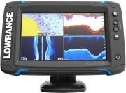 Dotykový sonar LOWRANCE Elite-7Ti so sondou TotalScan