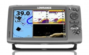 Sonar s GPS - LOWRANCE Hook-9 Chirp so sondou
