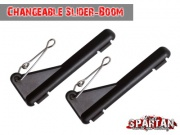 Changeable Slider Boom - záves /2ks v balení/