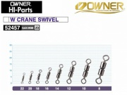 OWNER 52457 W CRANE SWIVEL