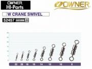 OWNER 52457 W CRANE SWIVEL