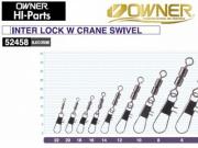 OWNER 52458 INTER LOCK W CRANE SWIVEL
