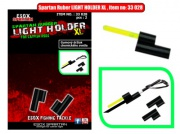 Spartan Rubber LIGHT HOLDER XL
