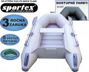 SPORTEX nafukovacie člny SHELF 200 - lamelová podlaha