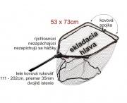 Podberák veľký pogumovaný 53x73cm