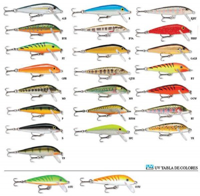 RAPALA COUNT DOWN 5