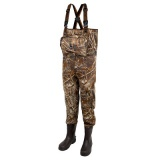 PROLOGIC Max5 XPO Neoprene Waders Boot Foot Cleated
