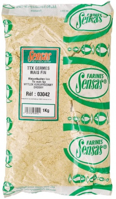 TTX GERMES MAIS FIN - kukuričná placka jemná.