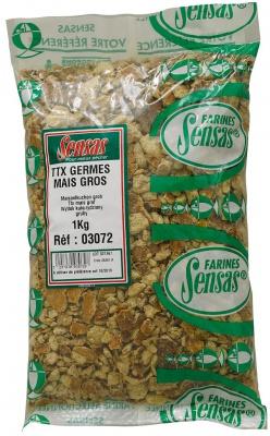TTX GERMES MAIS FIN - kukuričná placka hrubá.