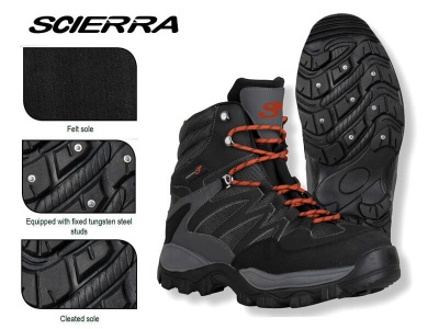 SCIERRA X - FORCE WADING SHOE FELT SOLE
