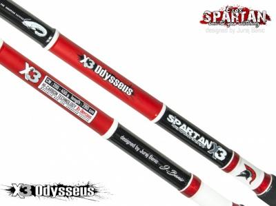 ESOX PRÚT SPARTAN X3 ODYSSEUS 310 cm/200-450 g