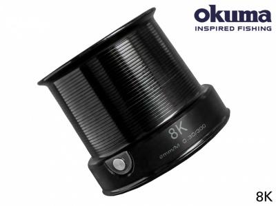 Okuma 8K - Cievka
