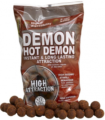 Boilies STARBAITS Hot Demon 1kg