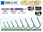 OWNER CHINU w/EYE 50355