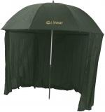 Dáždnik s bočnicou  Liez 2,2 m (zelený)