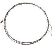 Prevliekač vlasca kovový