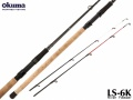 Okuma LS-6K River Feeder Rod