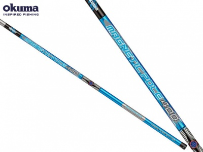 Okuma Magnetic Telepole 400 cm