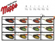 MEPPS BLACK FURRY veľkosť 0