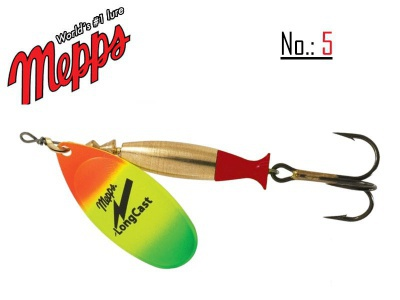 MEPPS AGLIA LONG CAST TIGER