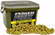 Boilies Power FEEDZ Banana Corn 20mm 1,8kg