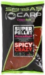 Krmivo Crazy Spicy (korenie) 1kg