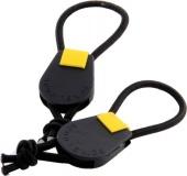 Sťahovacia guma na prúty s poistkou - SPORTEX 2ks