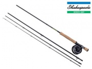 SHAKESPEARE SIGMA FLY COMBO 3FT 4WT - 210 cm