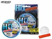 Fluorocarbon Owner HQ Shock Leader 50 M