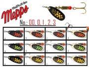 MEPPS BLACK FURRY veľkosť 3