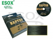 ESOX RAPTOR SUPERBRAID DYNEEMA 300 m