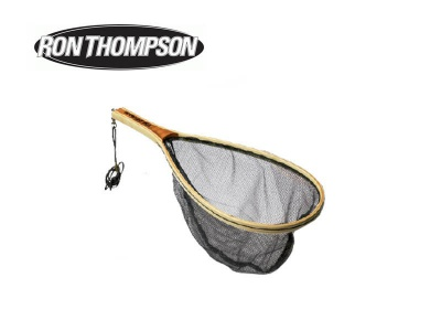 RON THOMPSON WOODEN NET