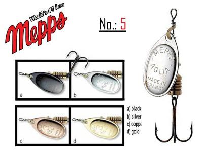 MEPPS AGLIA - veľkosť 5