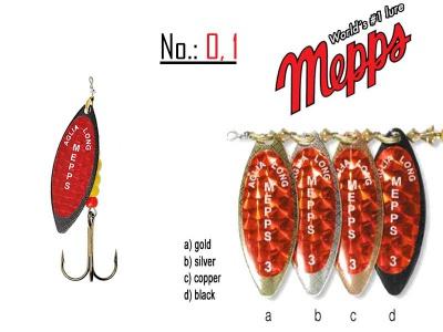 MEPPS AGLIA LONG REDBO - 0