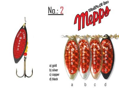 MEPPS AGLIA LONG REDBO - 2