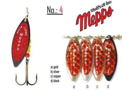 MEPPS AGLIA LONG REDBO - 4