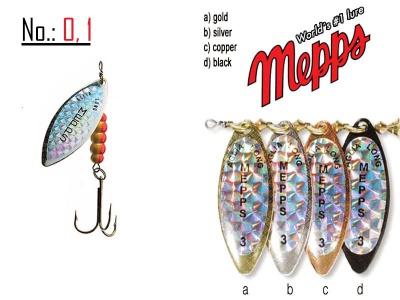 MEPPS AGLIA LONG RAINBO 1