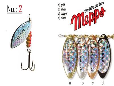 MEPPS AGLIA LONG RAINBO 2