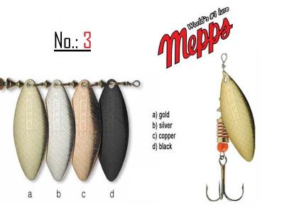 MEPPS AGLIA LONG 3