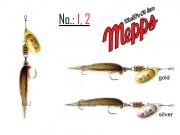 MEPPS AGLIA TW STREAMER 1, 2