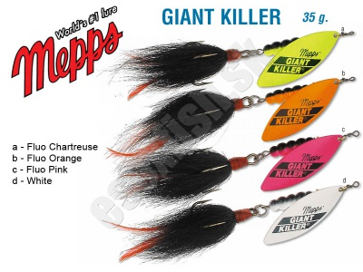 MEPPS GIANT KILLER
