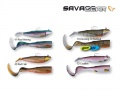 SAVAGE GEAR CUTBAIT HERRING PADDLE AND CURL COMBO PACK