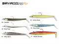 SAVAGE GEAR SALTWATER SANDEEL LURES