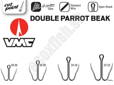 VMC DOUBLE PARROT BEAK