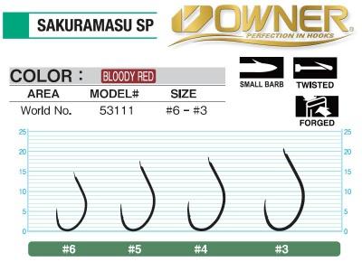 OWNER 53111 SAKURA