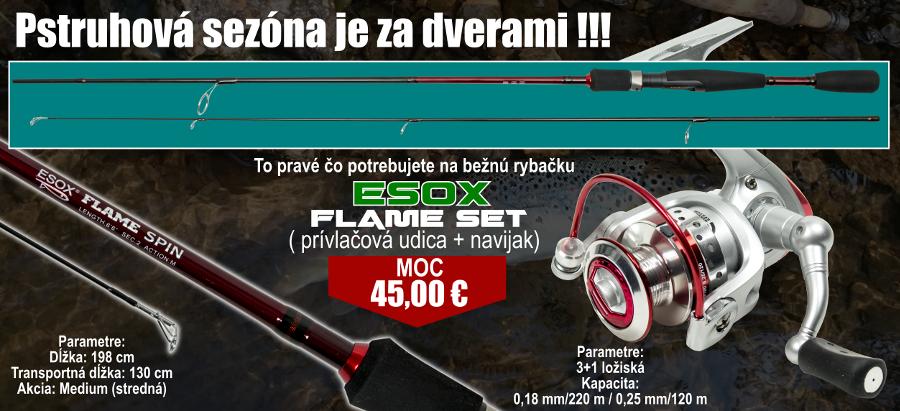 Esox Flame set