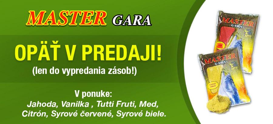 MASTER GARA