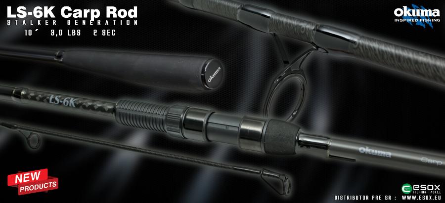 LS 6K- Carp Rod